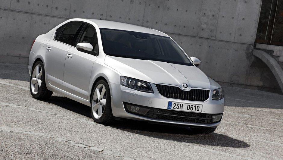 Škoda Octavia 2013 : nouvelle génération de la Golf tchèque