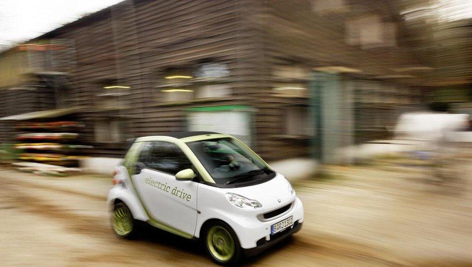 SFR : première smart ED pour la nouvelle flotte électrique