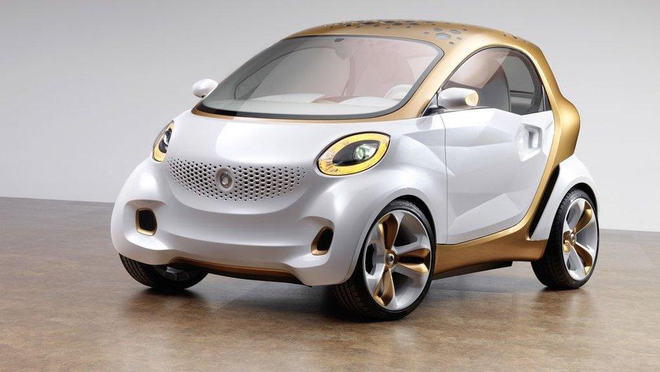 smart forvision concept : nouvelle génération en filigrane pour Francfort