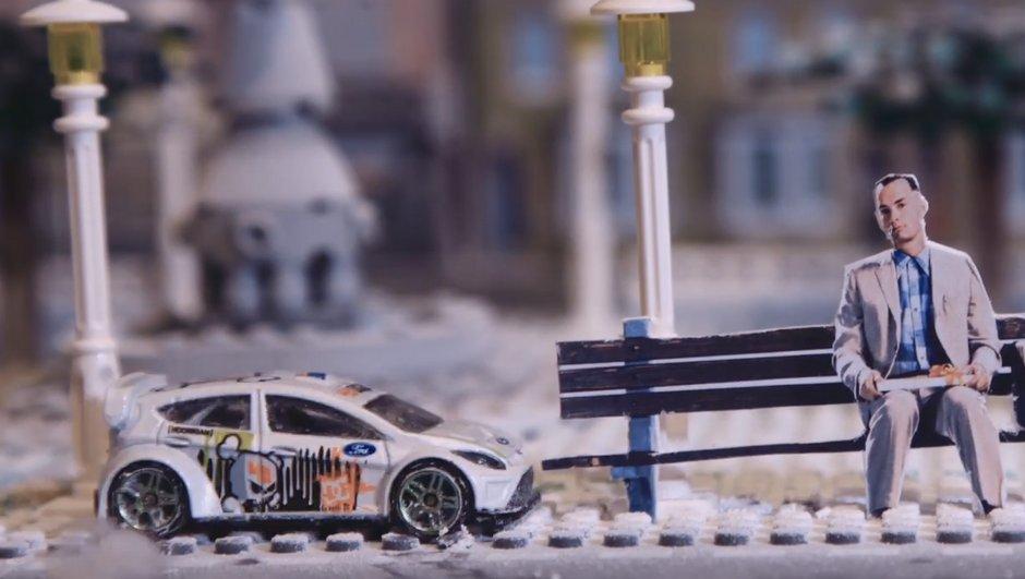 Vidéo : Ford dévoile le Snowkhana 5 (avec du Fast and Furious et du Star Wars dedans)