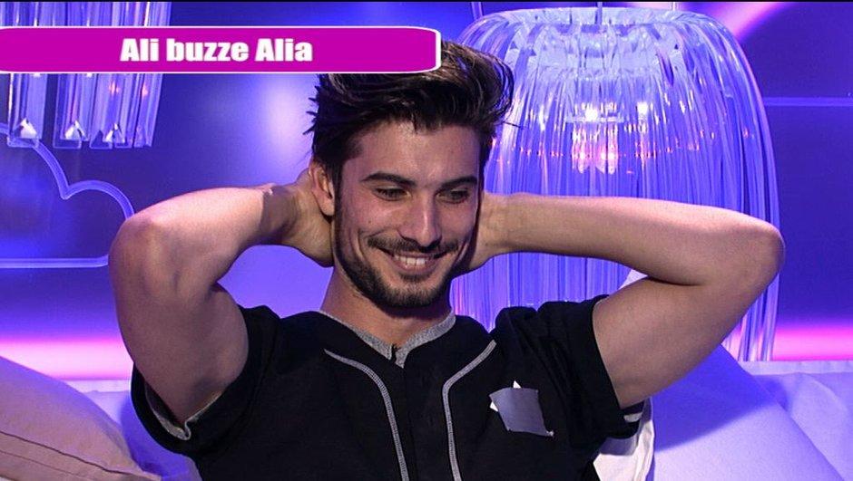 Ce soir dans la quotidienne: Alia buzzée par Ali