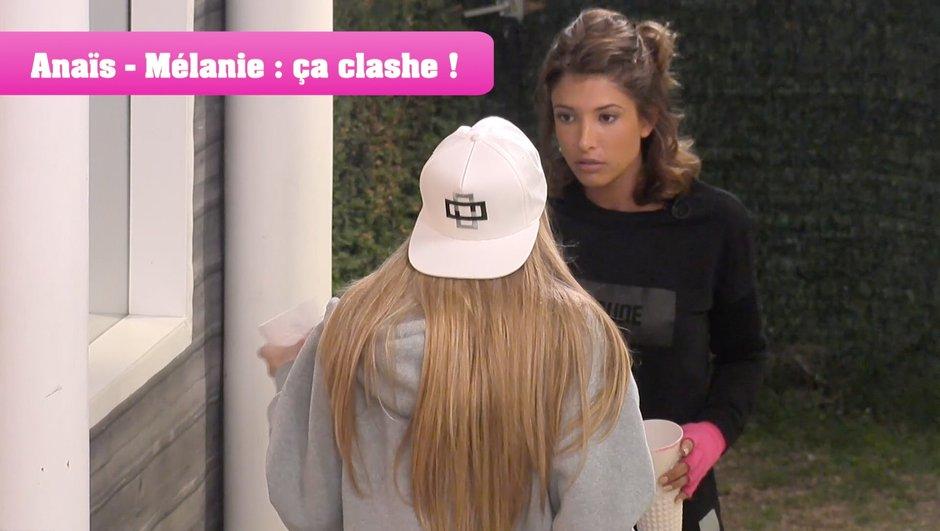 Ce soir dans la quotidienne: Anaïs et Mélanie se clashent