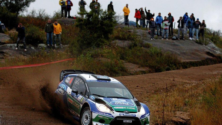 Rallye d'Argentine - SS3 : Solberg accroît son avance
