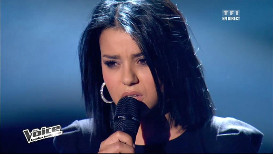 The Voice : Sonia Lacen chante Hotel California d'Eagles (VIDEO)