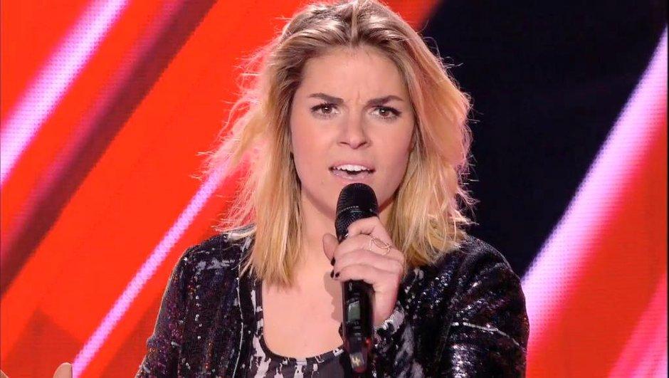 The Voice : Sophie Tapie, très émue, en a oublié son nom !