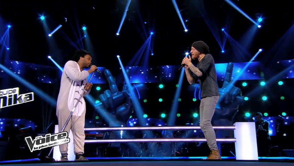 The Voice 3 - Spleen vs Pierre Edel, la battle qu'il ne fallait pas manquer (VIDEO)