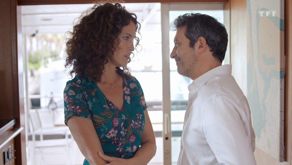 Demain nous appartient - Ce soir dans l'épisode 545 : Clémentine s'installe avec Victor sur son yacht (Spoiler)