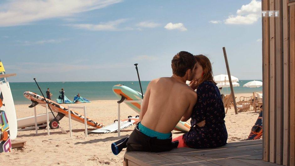 Demain nous appartient - Dans l'épisode 506 : Maxime et Amanda, le retour ?