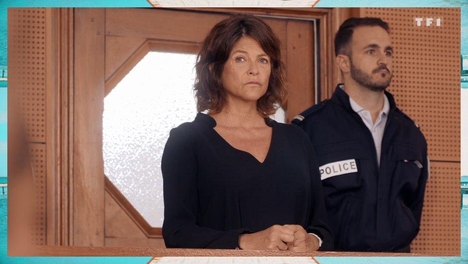Demain nous appartient - Ce soir dans l'épisode 574 : Le procès de Laurence Moiret commence (Spoiler)
