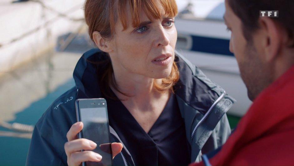 Demain nous appartient - Ce soir dans l'épisode 580 : Valérie découvre les sextos de Rose et Antoine (Spoiler)
