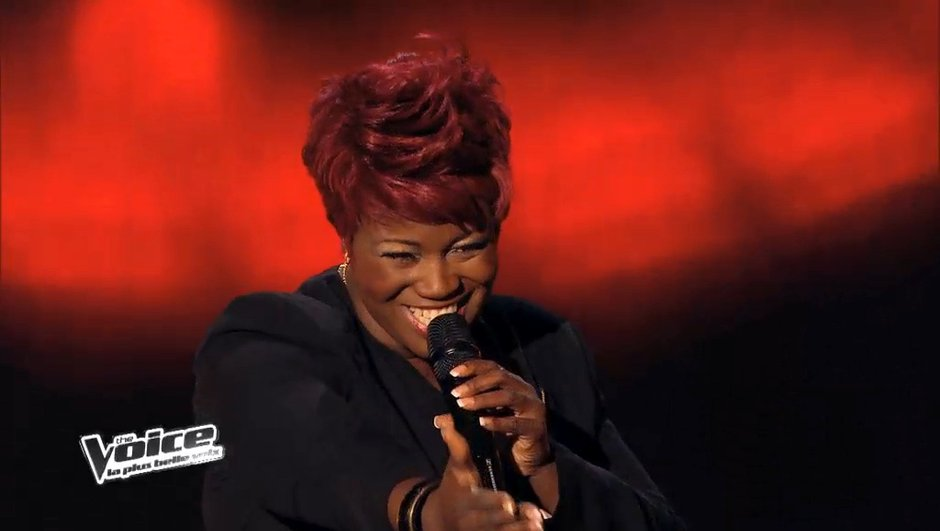 """The Voice 3 : après son beau """"Skyfall, Stacey King file chez Florent Pagny"""