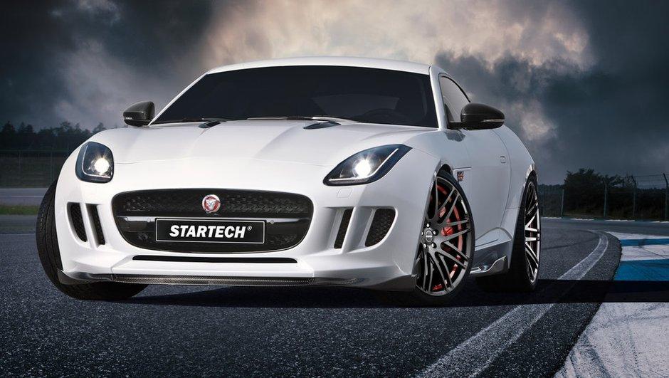 Startech Jaguar F-Type : une préparation rugissante pour Genève