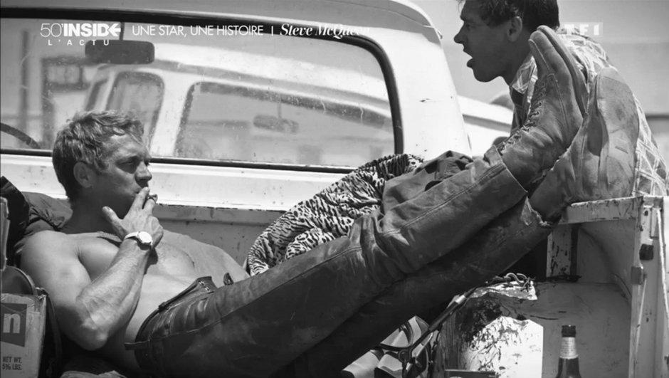 50 mn inside  : Même après sa mort, Steeve McQueen fascine encore