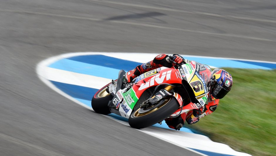 MotoGP - Essais 3 Indianapolis 2014 : Surprise, Bradl meilleur temps !