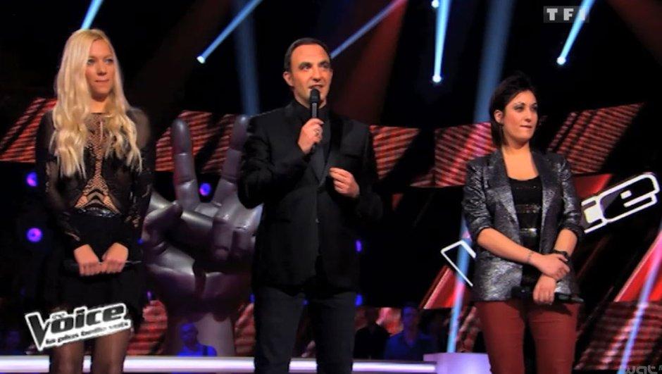The Voice-Battles : Stéfania reste, Victoria aussi !