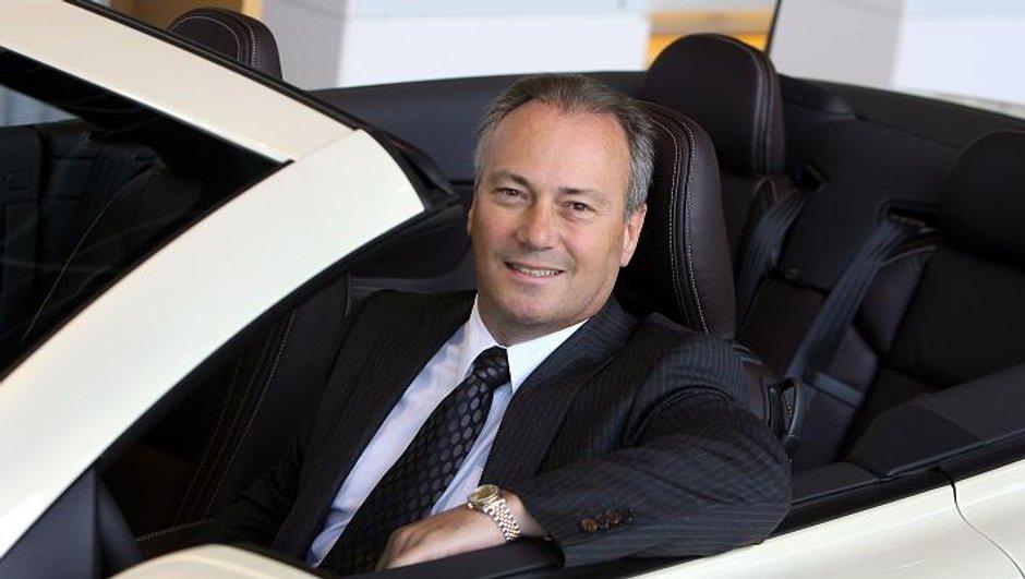 Ford Europe : le nouveau président est Stephen Odell