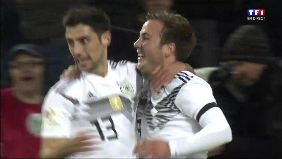Allemagne-France (2-2) : Stindl offre le nul aux Allemands !