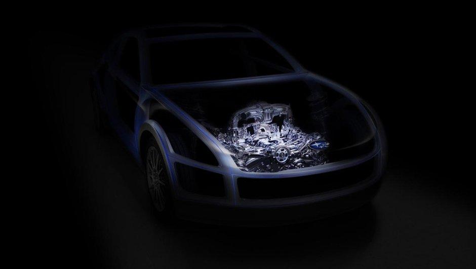 Salon de Genève 2011 : un concept sportif pour Subaru