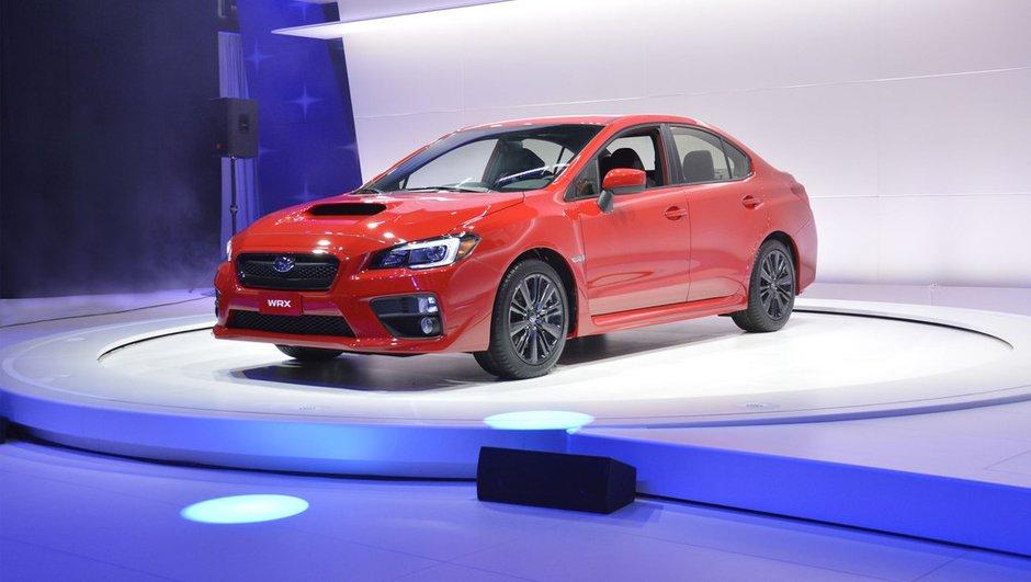 Subaru WRX 2014 : le retour de la brute japonaise ?
