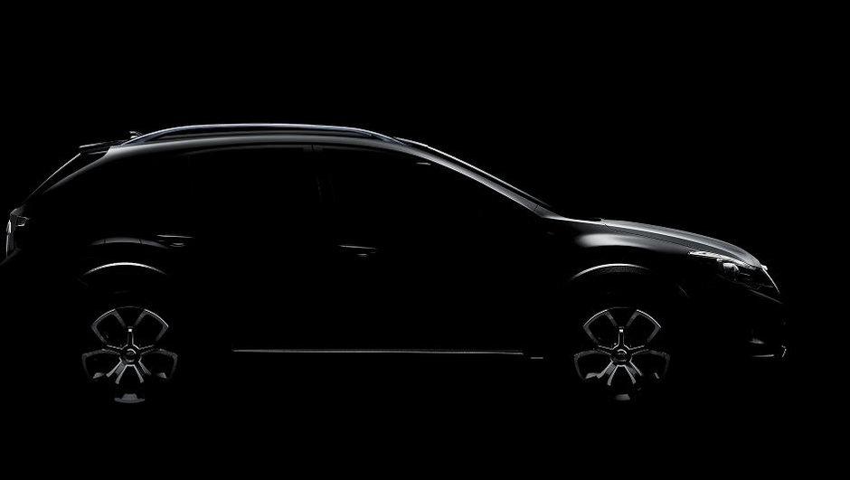 Salon de Shanghai 2011 : Subaru XV Concept, futur SUV Impreza