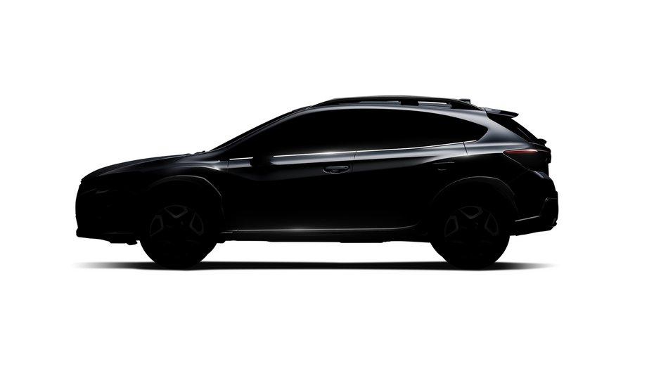 La future Subaru XV 2017 arrive !