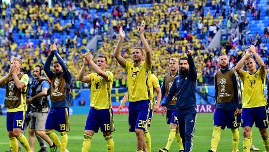 Suède-Suisse (1-0) : le match en un coup d'œil