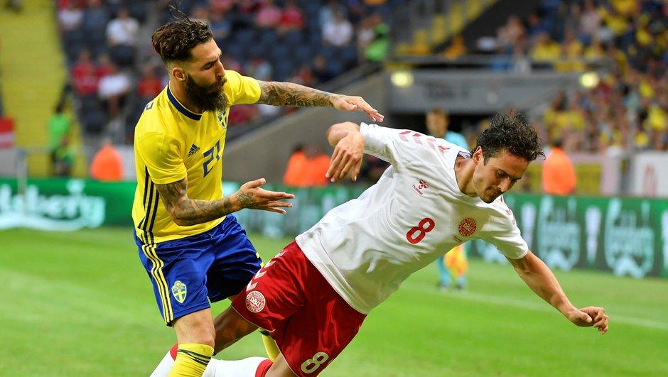 Futur adversaire des Bleus, le Danemark concède le nul en Suède