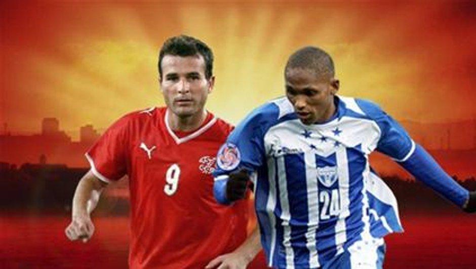 Suisse-Honduras EN DIRECT