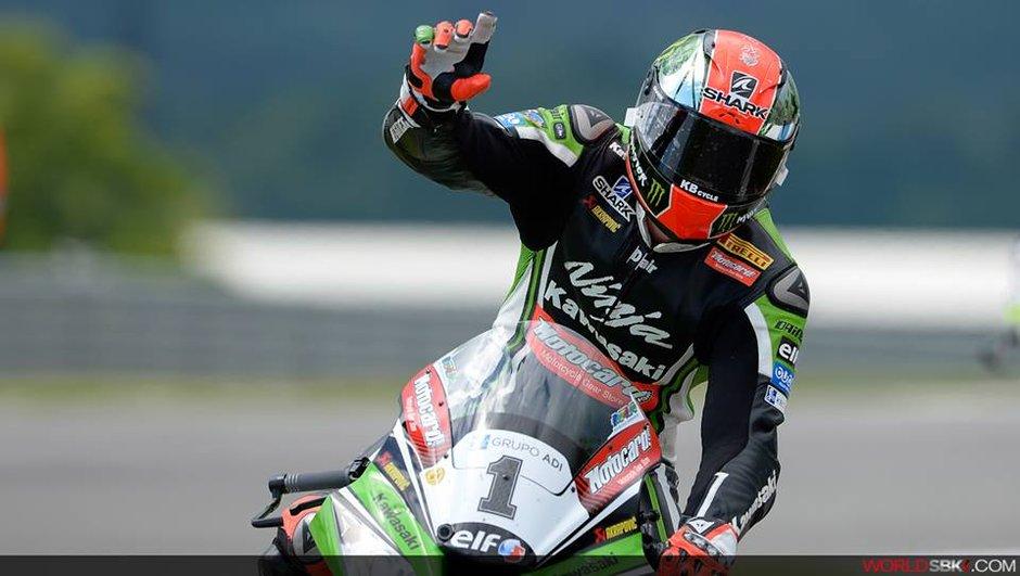 Superbike - Misano 2014 : Sykes retrouve la pole position