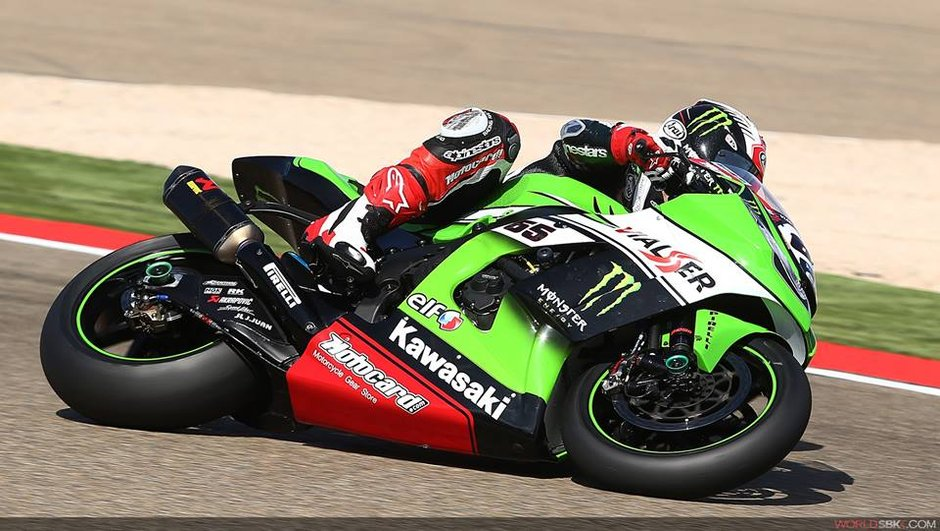 Superbike - Imola 2015 : Rea règne sans partage