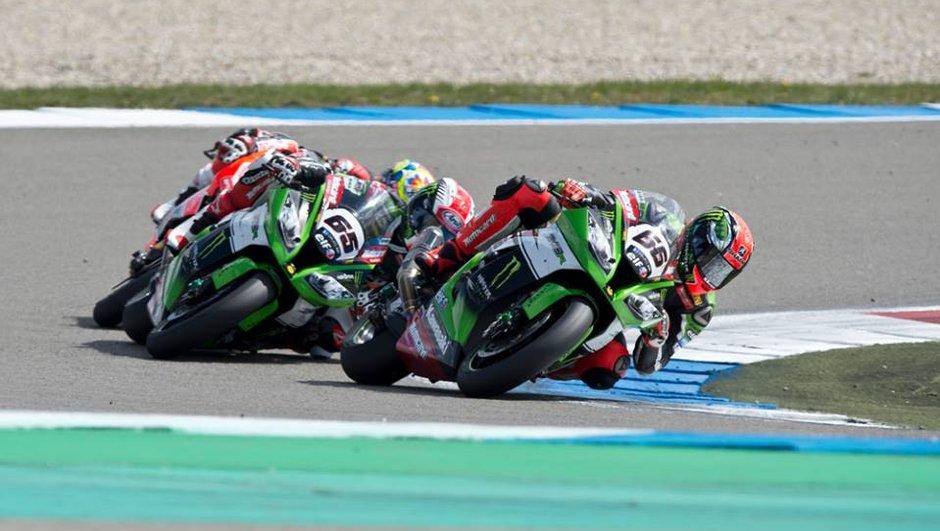 Superbike - Imola 2015 : Rea continue d'enchaîner les victoires