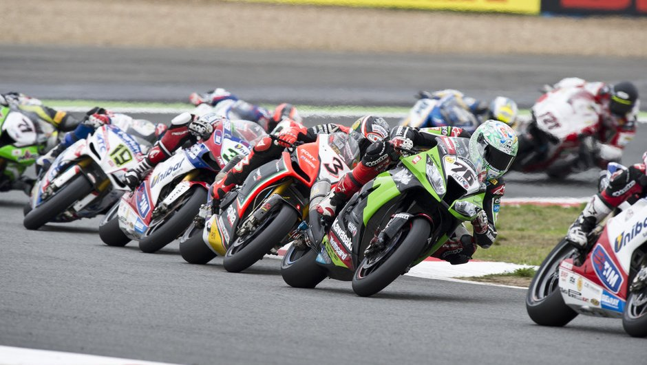 World Superbike : le calendrier 2013 provisoire