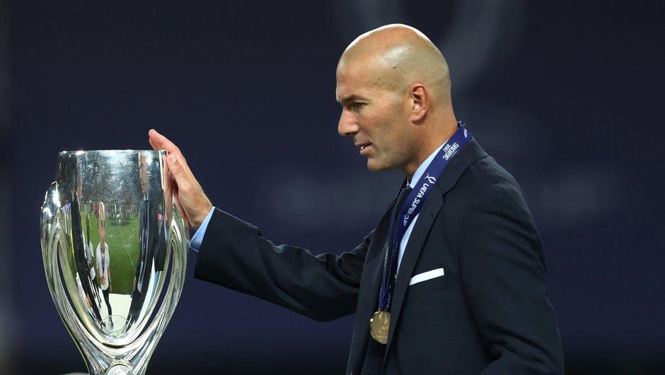 Real Madrid : Zidane remporte son 7ème titre avec les Merengue !