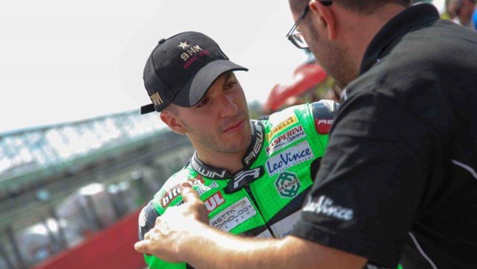 Superbike - Moscou : courses annulées en raison du décès d'Antonelli