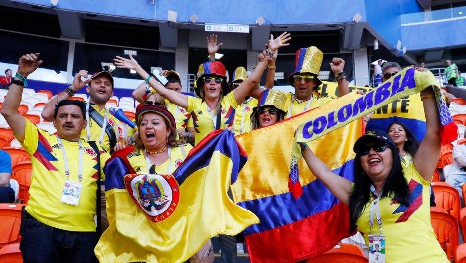 Insultes sexistes et alcool caché dans des jumelles : les supporters colombiens réprimandés par leur gouvernement !