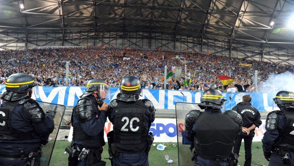 Les supporters de l'OM boycottent le PSG !