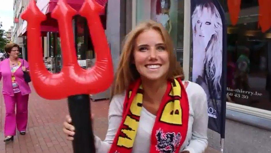 Vidéo insolite : Une grande marque de cosmétique recrute une belle supportrice après l'avoir repérée au Maracana
