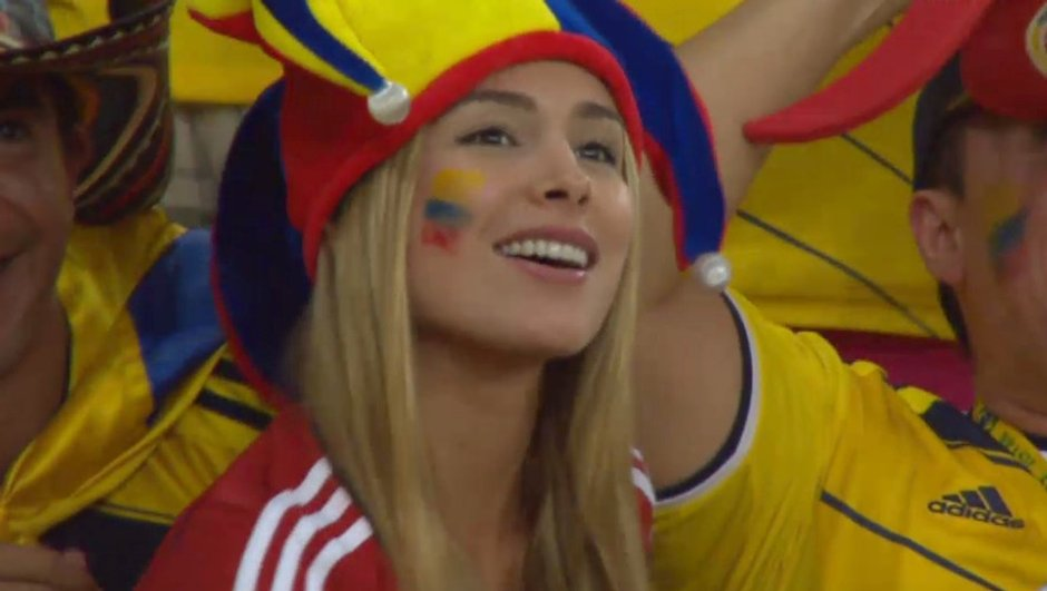 VIDEO Bilan : Les plus belles supportrices de 2014