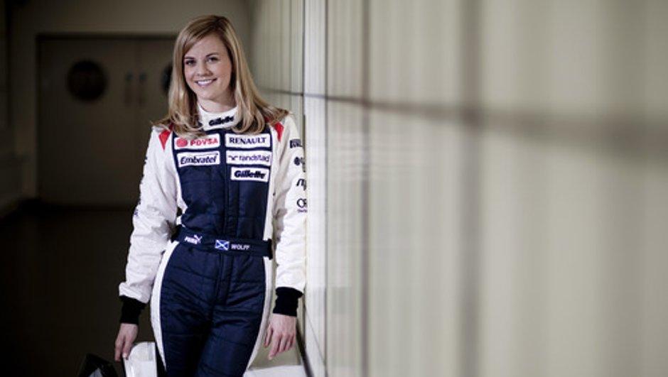 Susie Wolff : une pilote entre DTM et la F1