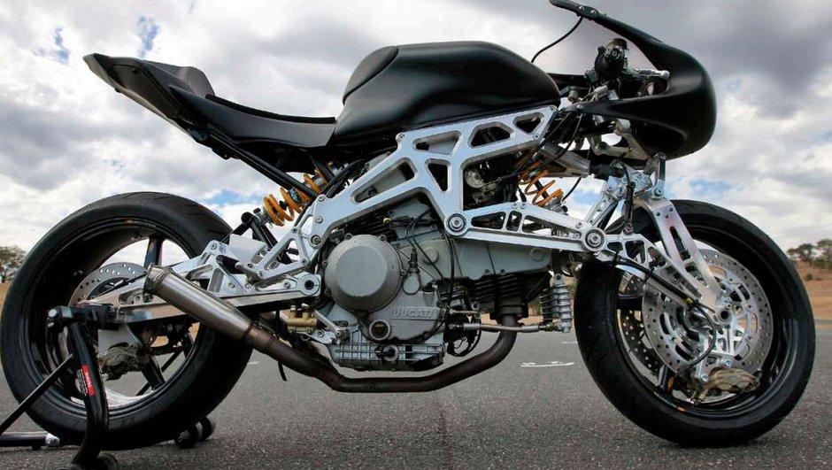 Motoinno invente des suspensions révolutionnaires pour les motos !