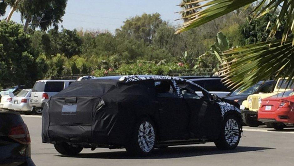 Scoop : le SUV de Faraday Future déjà sur les routes