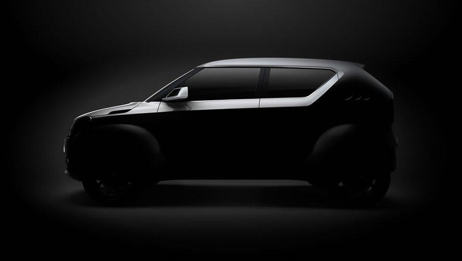 Suzuki préfigure ses concepts iM-4 et iK-2 pour le Salon de Genève 2015