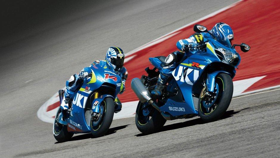 MotoGP 2015 : Suzuki de retour avec Aleix Espargaró et Maverick Viñales