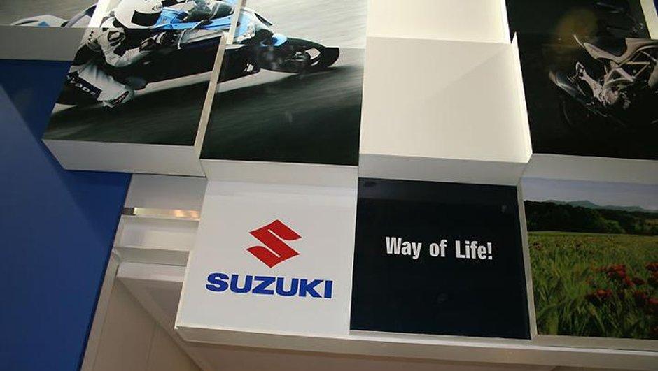 Salon de Milan 2008 : Visite du stand Suzuki