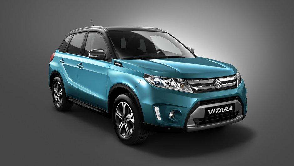 Suzuki Vitara 2014 : une nouvelle génération prévue au Mondial de l'Automobile