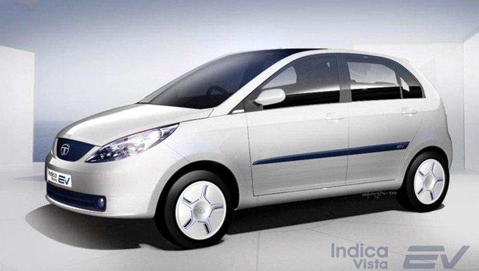 Tata : deux véhicules électriques en Europe pour mars 2011