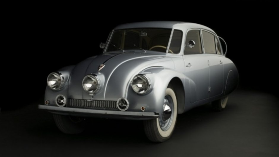 La Tatra T87 élue Voiture de Collection de l'Année 2010