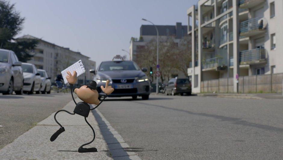 L'application Paris Taxi et Le.Taxi veulent concurrencer Uber