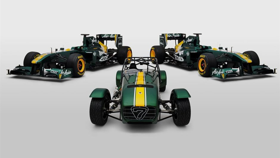 Team Lotus rachète officiellement Caterham