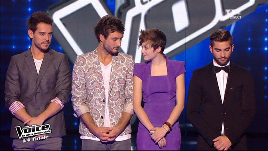 The Voice 3 - VIDEOS : Kendji et Elodie qualifiés, les Fréro Delavega éliminés !